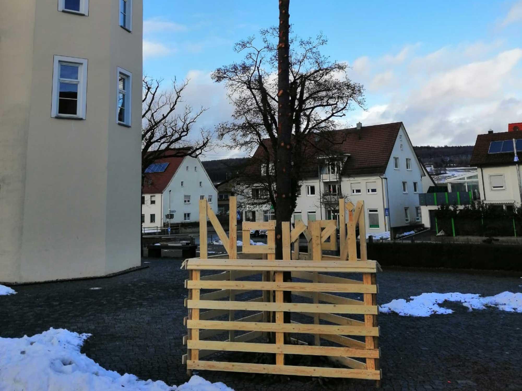 Narrenzaun-Narrenverein-Langenenslingen